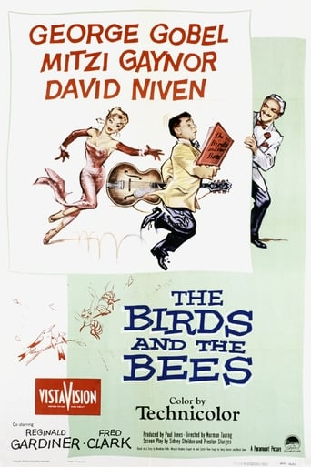 Poster of The Birds and the Bees