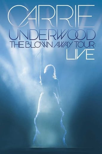 Poster of Carrie Underwood: The Blown Away Tour: Live