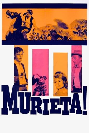 Poster of Murieta