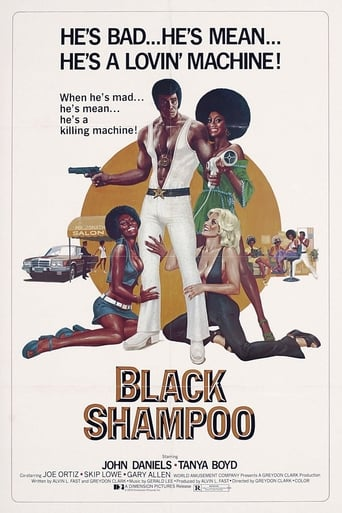 Poster of Black Shampoo