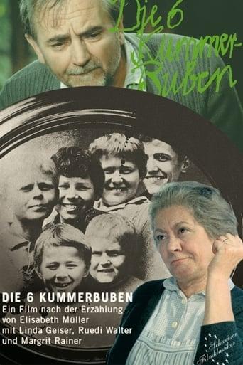 Poster of Die 6 Kummer-Buben