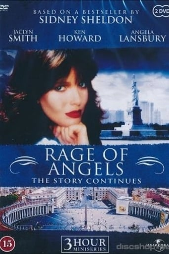 Poster of Rage of Angels: The Story Continues