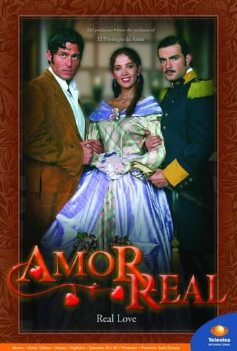Poster of Amor Real