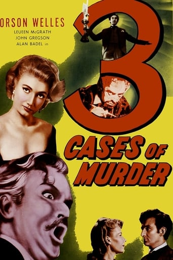 Poster of Three Cases of Murder