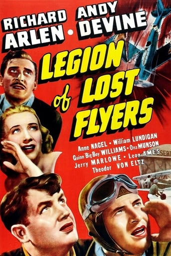 Poster of Legion of Lost Flyers