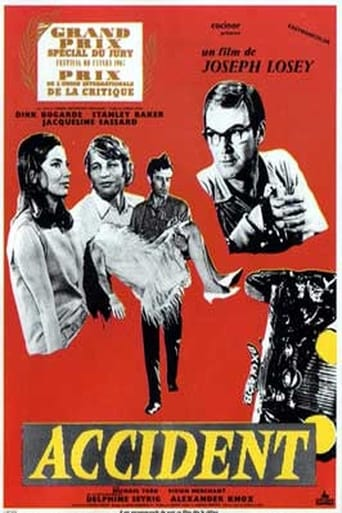 Poster of Accidente