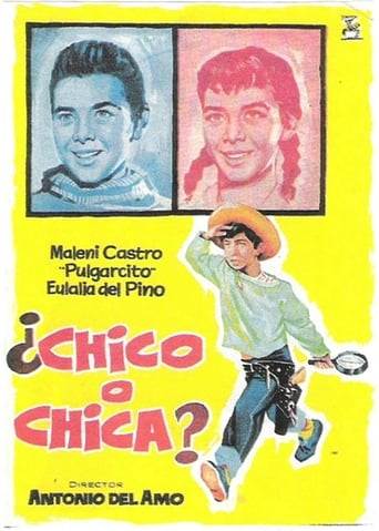Poster of ¿Chico o chica?