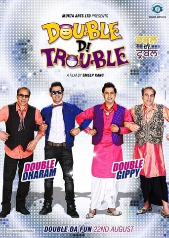 Poster of Double Di Trouble