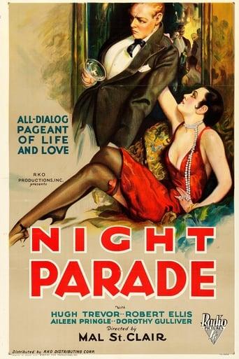 Poster of Night Parade