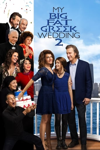 Poster of My Big Fat Greek Wedding 2