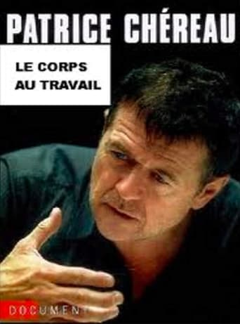 Poster of Patrice Chéreau, the body at work