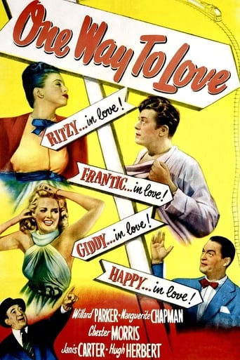 Poster of One Way to Love