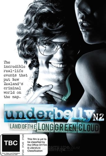 Poster of Underbelly NZ: Land of the Long Green Cloud