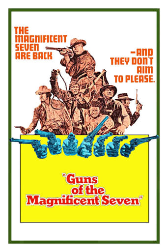 Poster of Guns of the Magnificent Seven