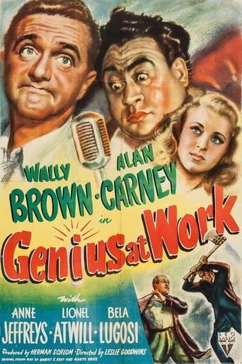 Poster of Genius at Work
