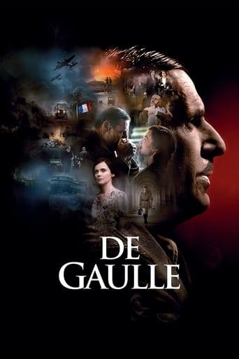 Poster of De Gaulle