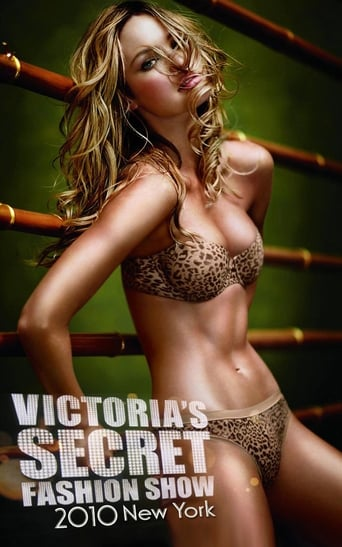 Poster of The Victoria's Secret Fashion Show 2010