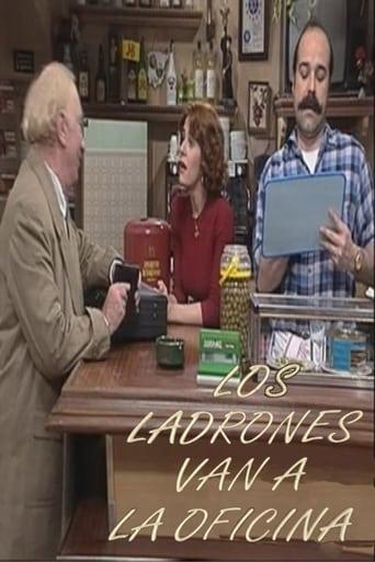 Poster of Los ladrones van a la oficina