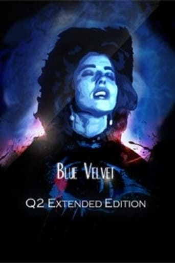 Poster of Blue Velvet: Q2 Extended Edition