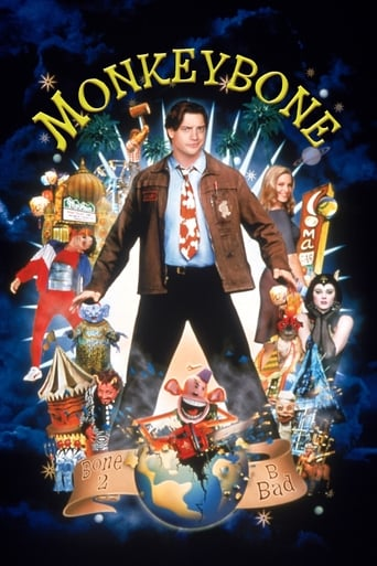 Poster of Monkeybone