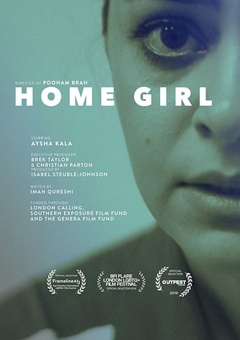 Poster of Home Girl