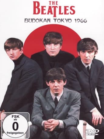 Poster of The Beatles – Budokan Tokyo 1966