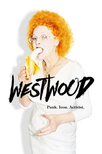 Poster of Westwood: Punk. Icon. Activist.