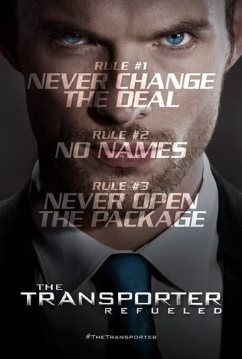 How old was Ed Skrein in The Transporter Refueled