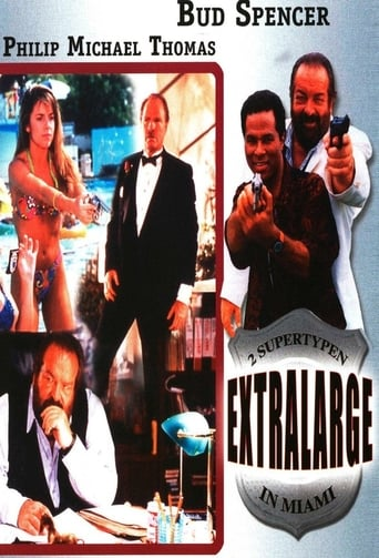 Poster of Detective Extralarge