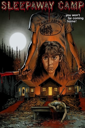 Poster of Sleepaway Camp