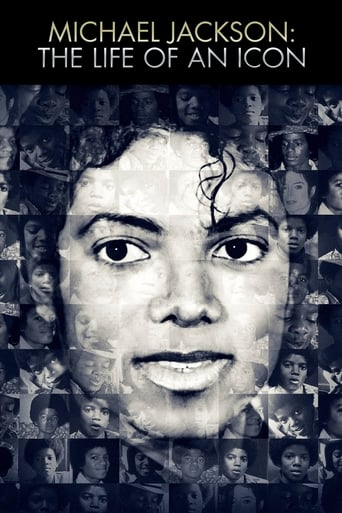 Poster of Michael Jackson: The Life of an Icon