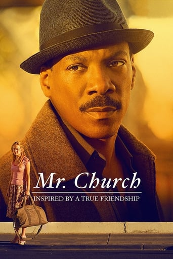 Poster of Mr. Church