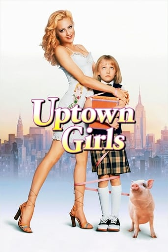 Poster of Uptown Girls