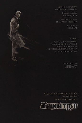 Poster of The Living Corpse