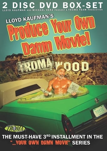 Poster of Produce Your Own Damn Movie!