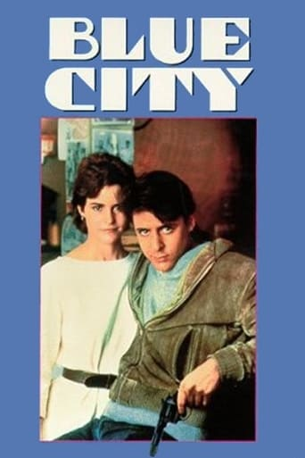 Poster of Blue City