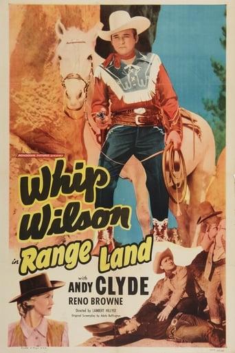 Poster of Range Land