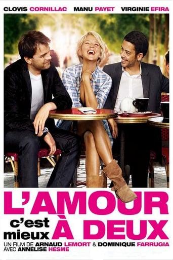 Poster of L'Amour, c'est mieux à deux