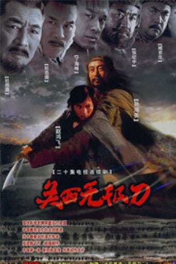 Poster of 关西无极刀