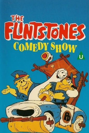 Poster of The Flintstone Comedy Show