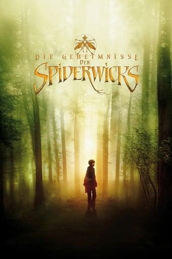 Filmplakat von Die Geheimnisse der Spiderwicks
