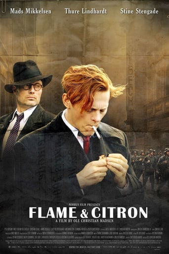 Poster of Flame & Citron