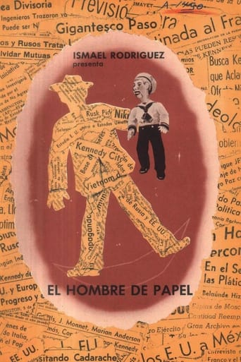 Poster of The Paper Man