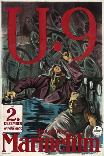 Poster of U 9 Weddigen