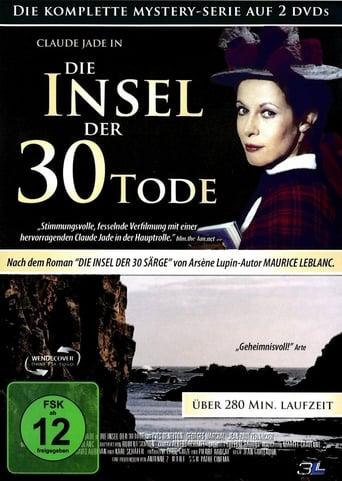 Poster of L'île aux trente cercueils