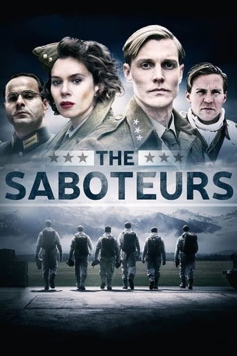Poster of The Saboteurs