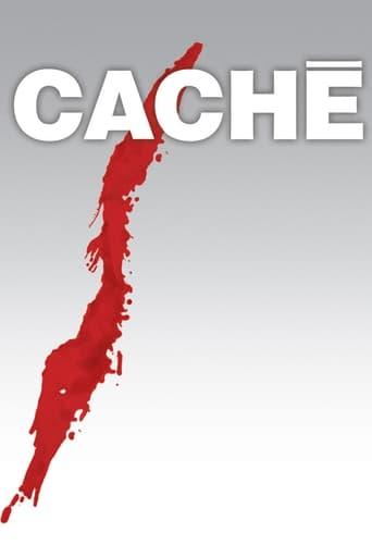 Filmplakat von Caché