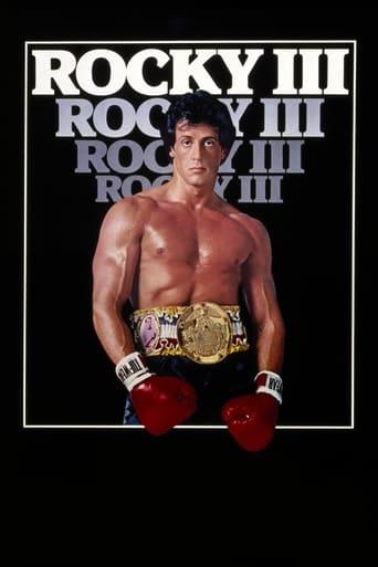 Poster of Rocky III