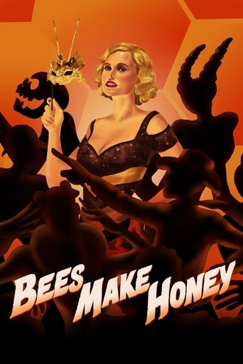 Poster of Bees Make Honey