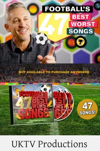 Poster of Football's 47 Best Worst Songs